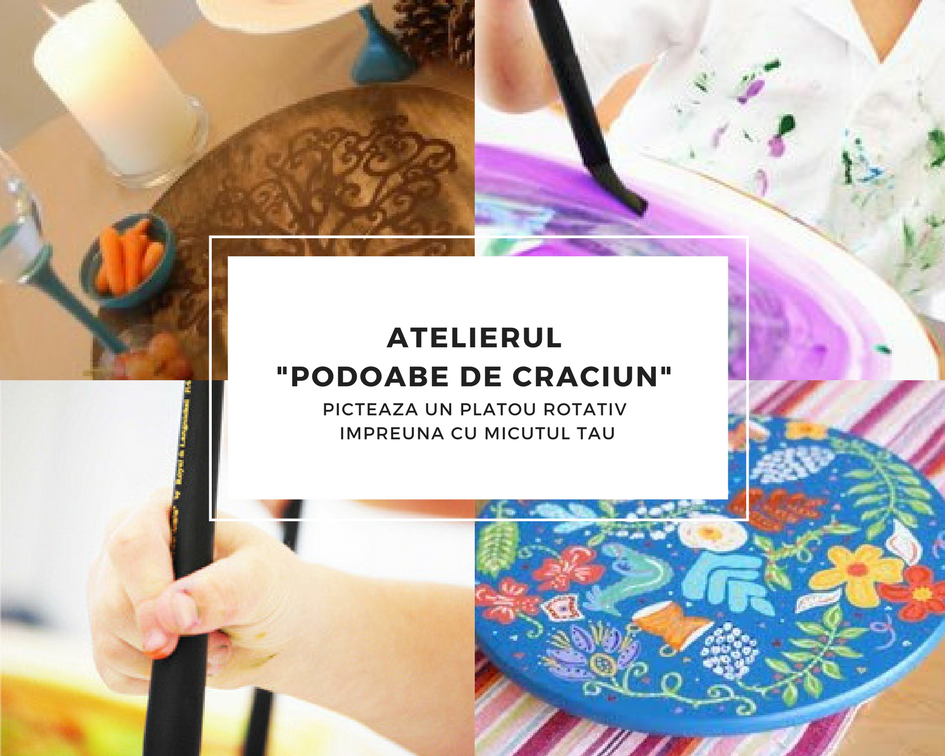 "Atelierul ""Podoabe de Craciun"" - Ninenta Nenciu"