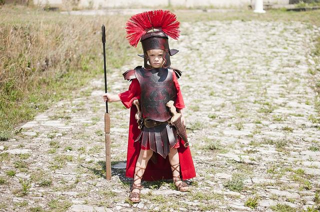 Tabara urbana – Fascinanta Roma Antica