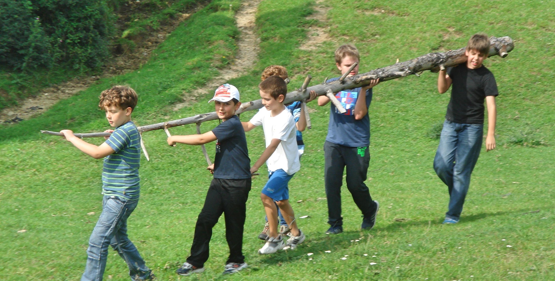 Tabara de Cunoastere Experientiala copii 7-12 ani