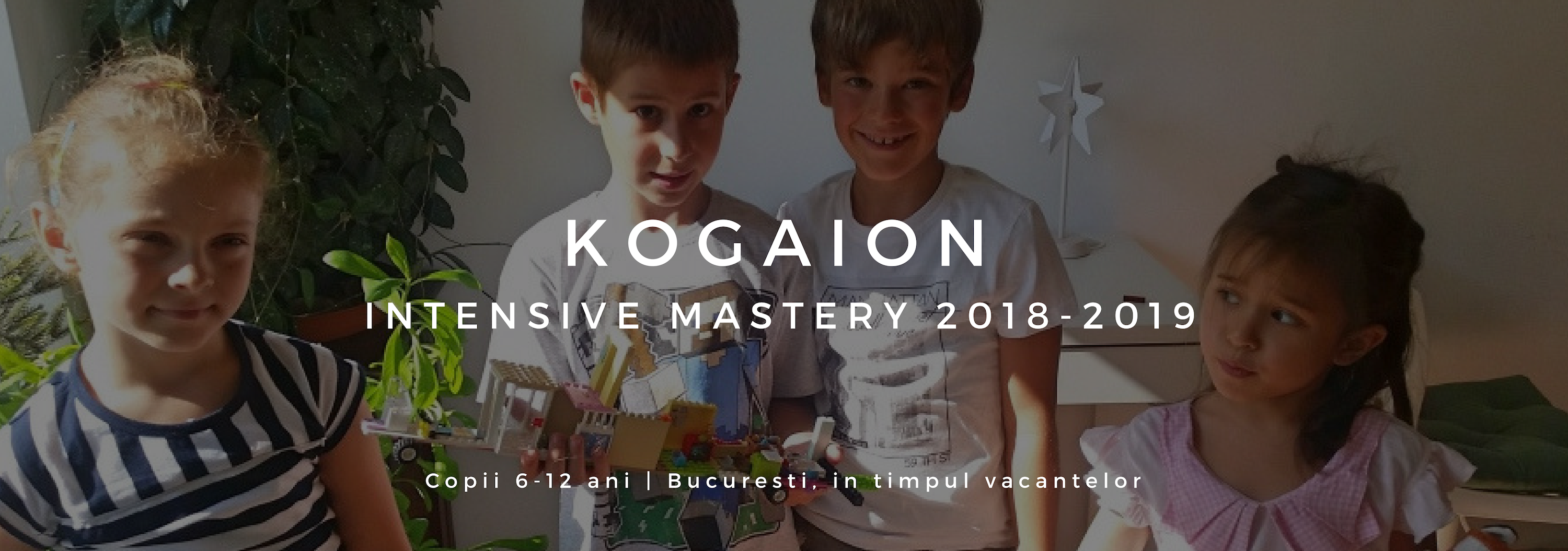 kogaion intensive mastery