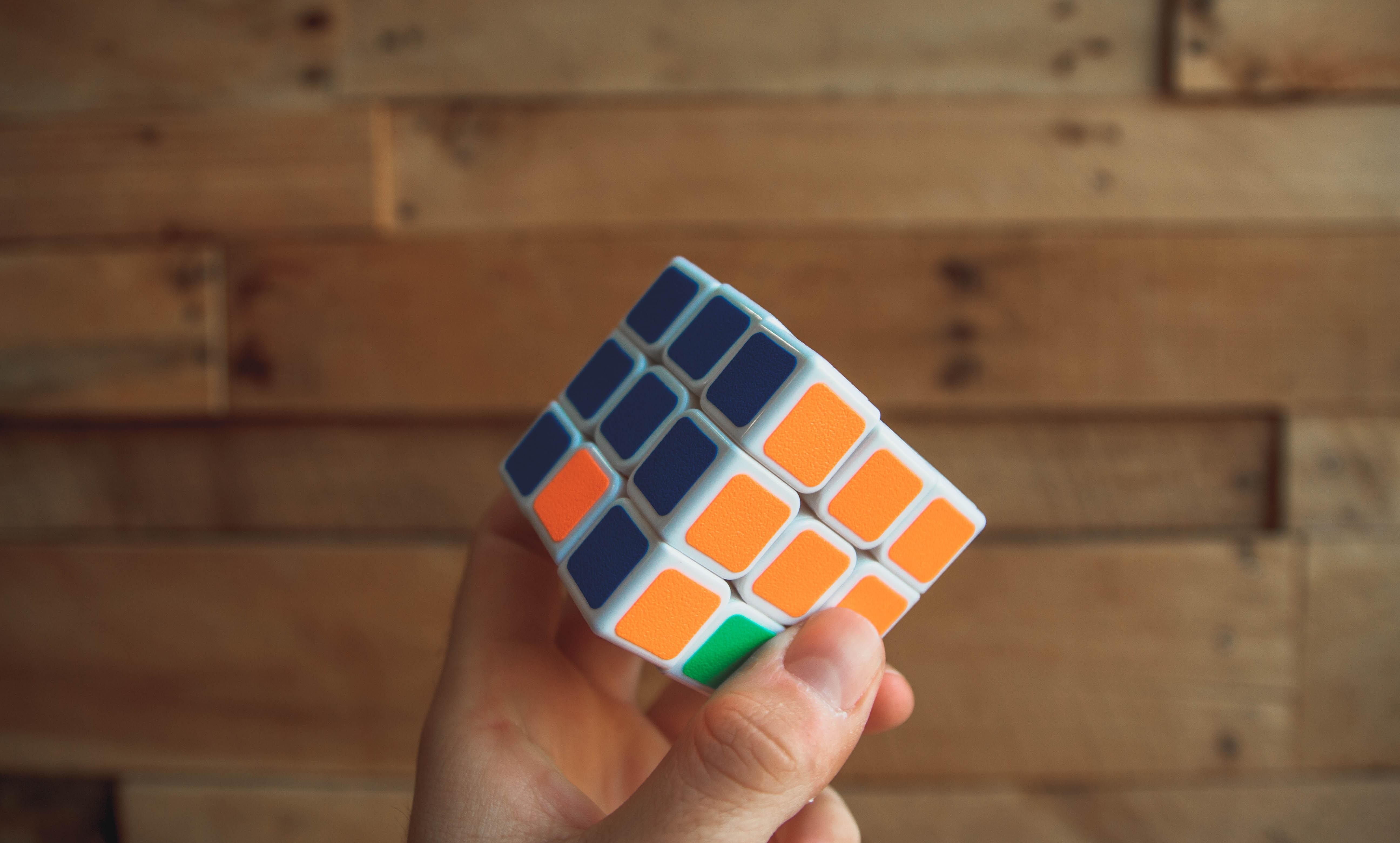 rubik cube - kogaion gifted academy