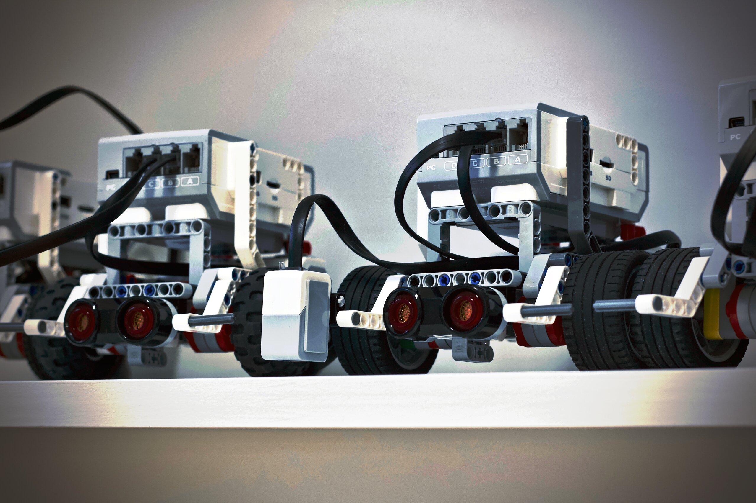 Mindstorms robots