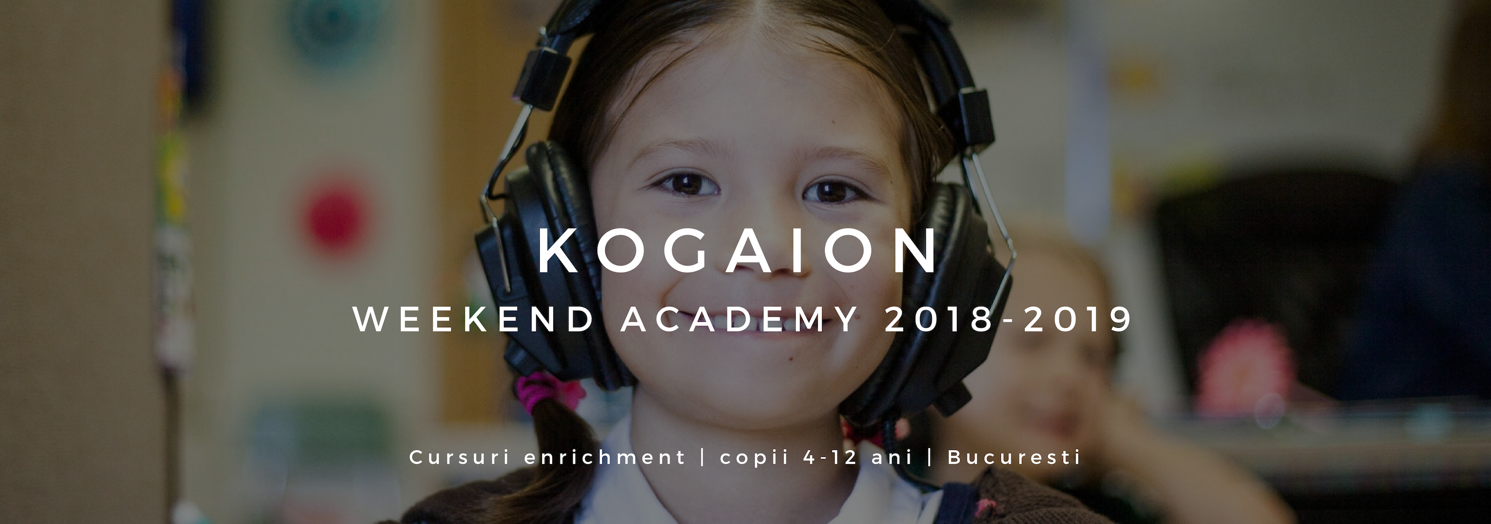 Kogaion Weekend Academy